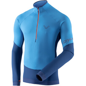 Dynafit TLT Light 1/2 Zip Men methyl blue